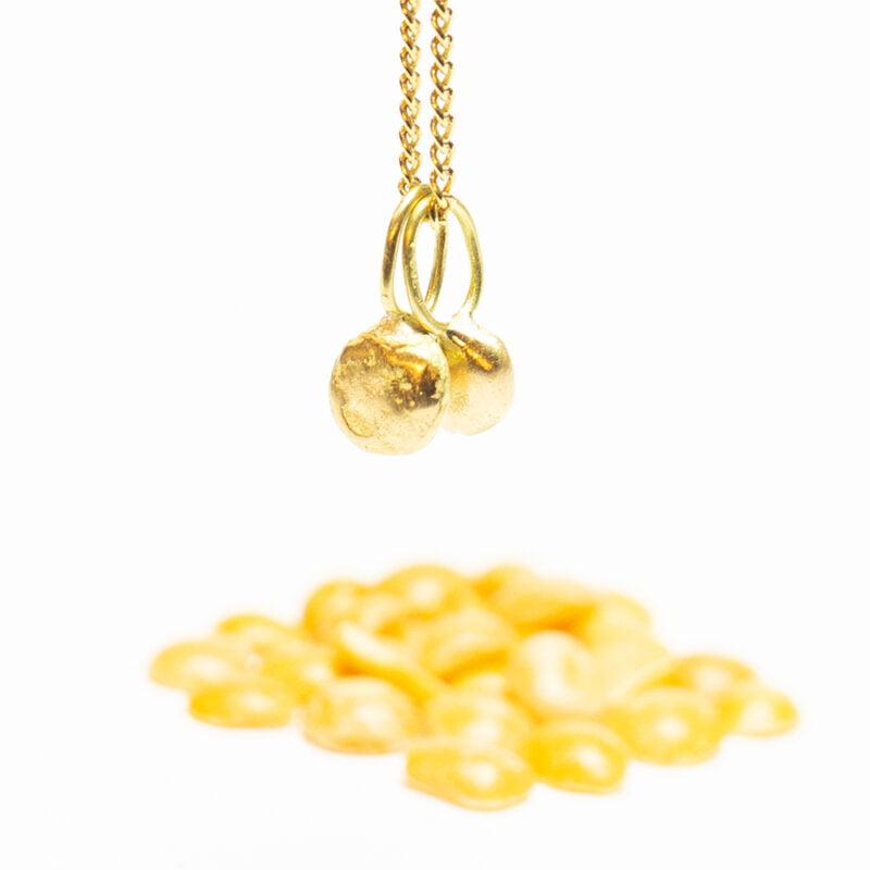 Lentils Pendant - Monica G