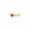 Rainbow Diamond Earrings - Monica G. - 02