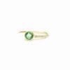 Rainbow Diamond Earrings - Monica G. - 07