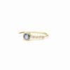 Rainbow Diamond Earrings - Monica G. -08