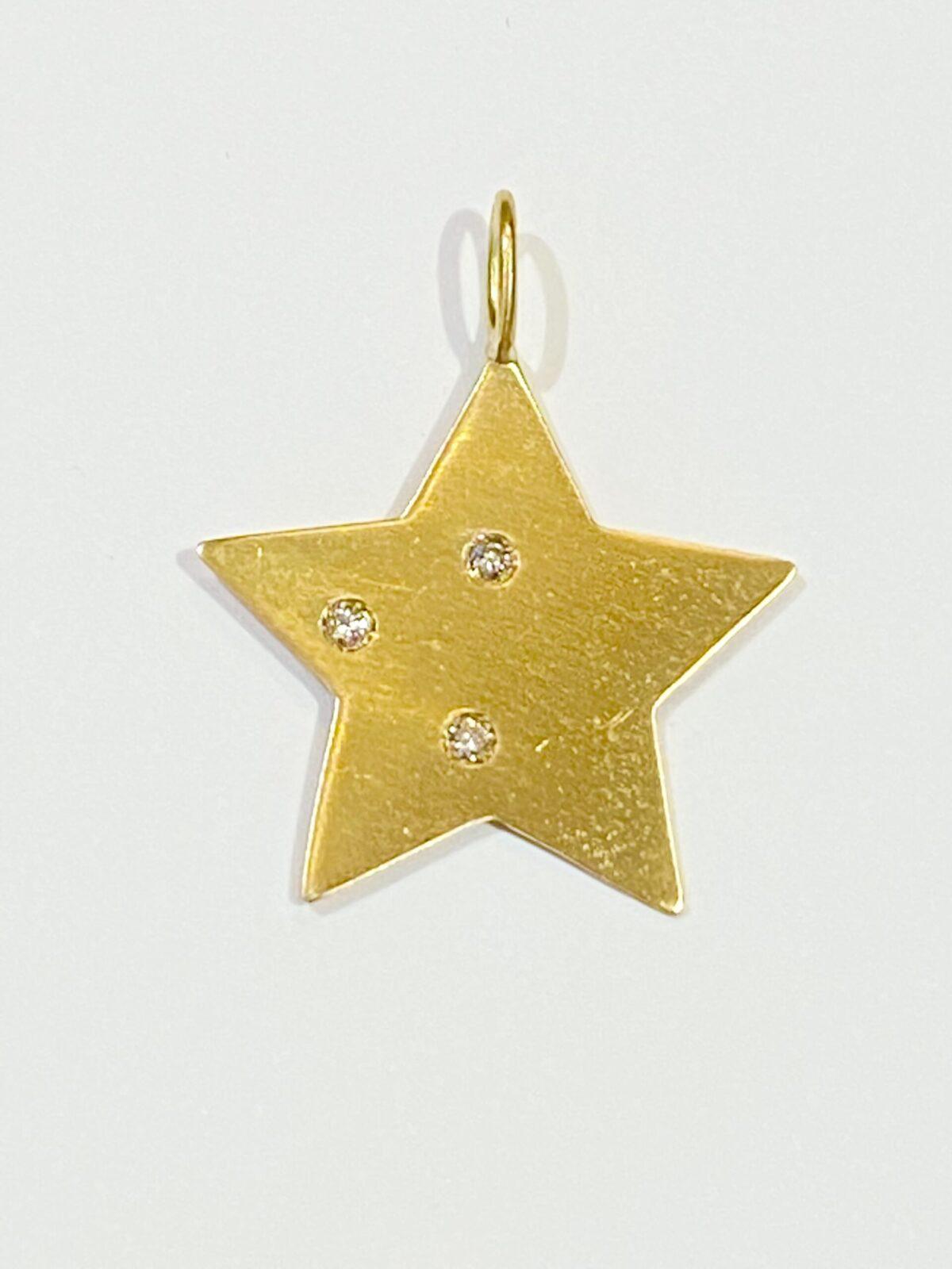 Star Pendant - Monica G