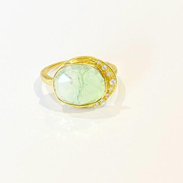 Bright Moon Ring - Monica G