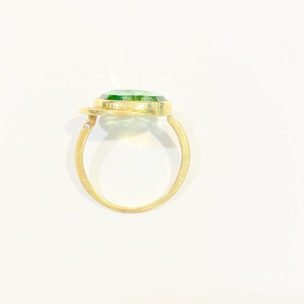 Bright Moon Ring - Monica G-01